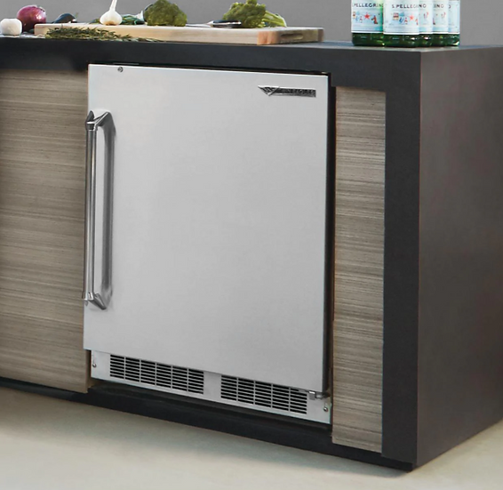 "24"" Outdoor Refrigerator with Lock"