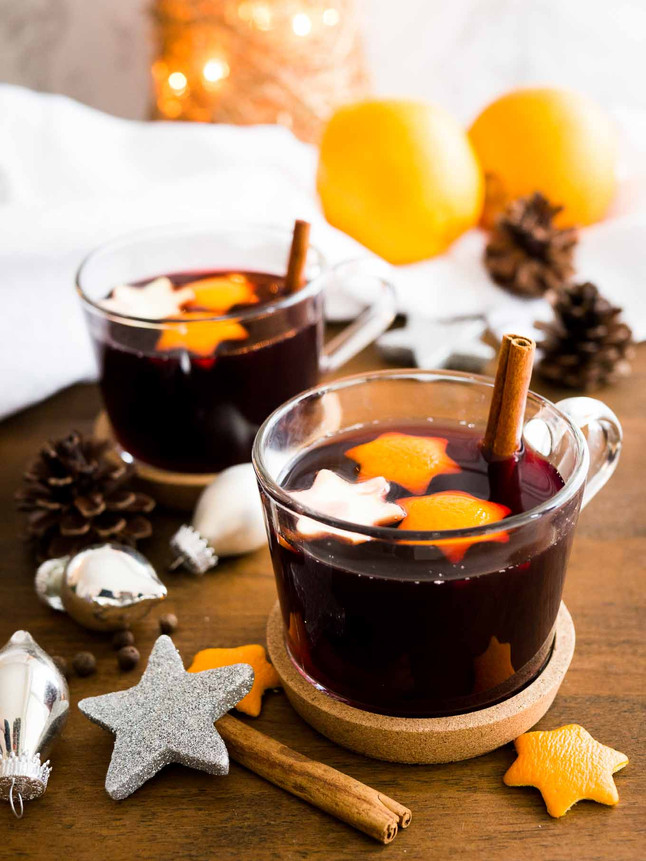 4 Holiday Drink Recipes That Will Blow Your Mind
