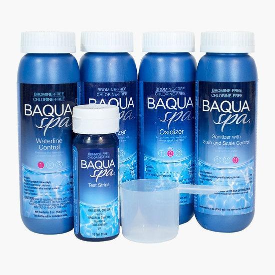 Baqua Spa Sample Kit