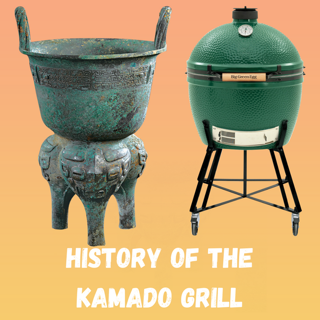 A History of the Kamado Grill