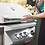"Thumbnail: 36"" 3-Burner Built-In Natural Gas Grill"