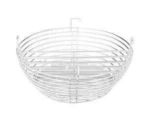 Metal wire charcoal basket for Kamado Joe grill