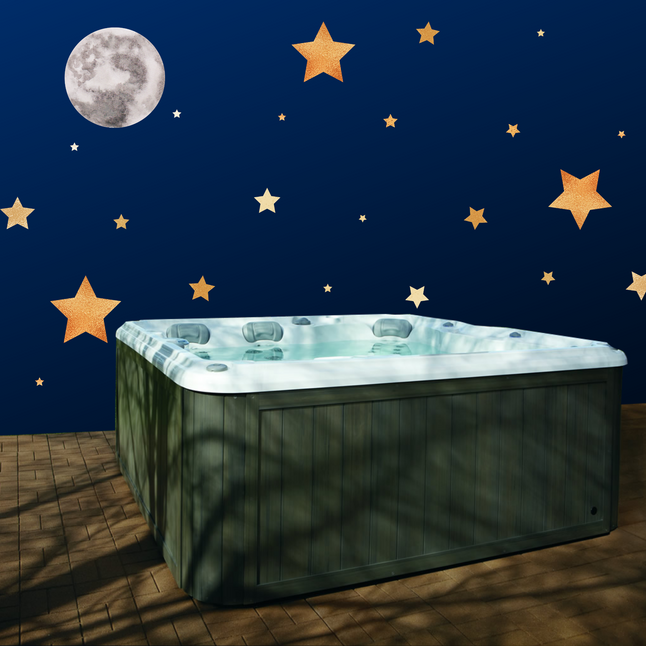 3 ways a hot tub can help you get a restful night's sleep