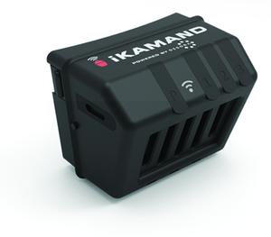 Black iKamand insert for Kamado Joe grill