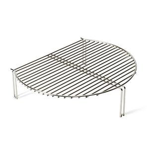 Wire grill expander rack for Kamado Joe grill