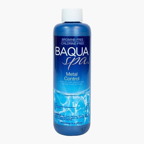 Baqua Spa Metal Control