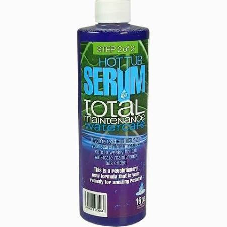 Hot Tub Serum Total Maintenance Step 2