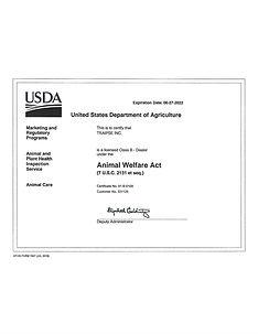 USDA License - until June 27, 2022.jpg