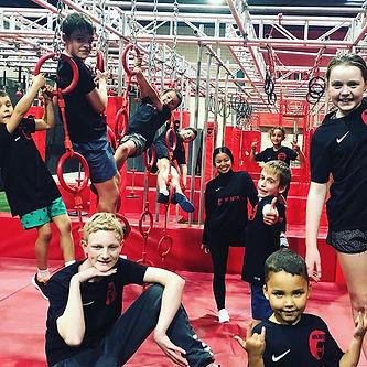 Ninja Fitness returns ~ it's time to ris