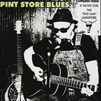 Pint Store Blues CD