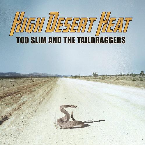 High Desert Heat CD