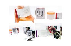 Super Nova Package Design