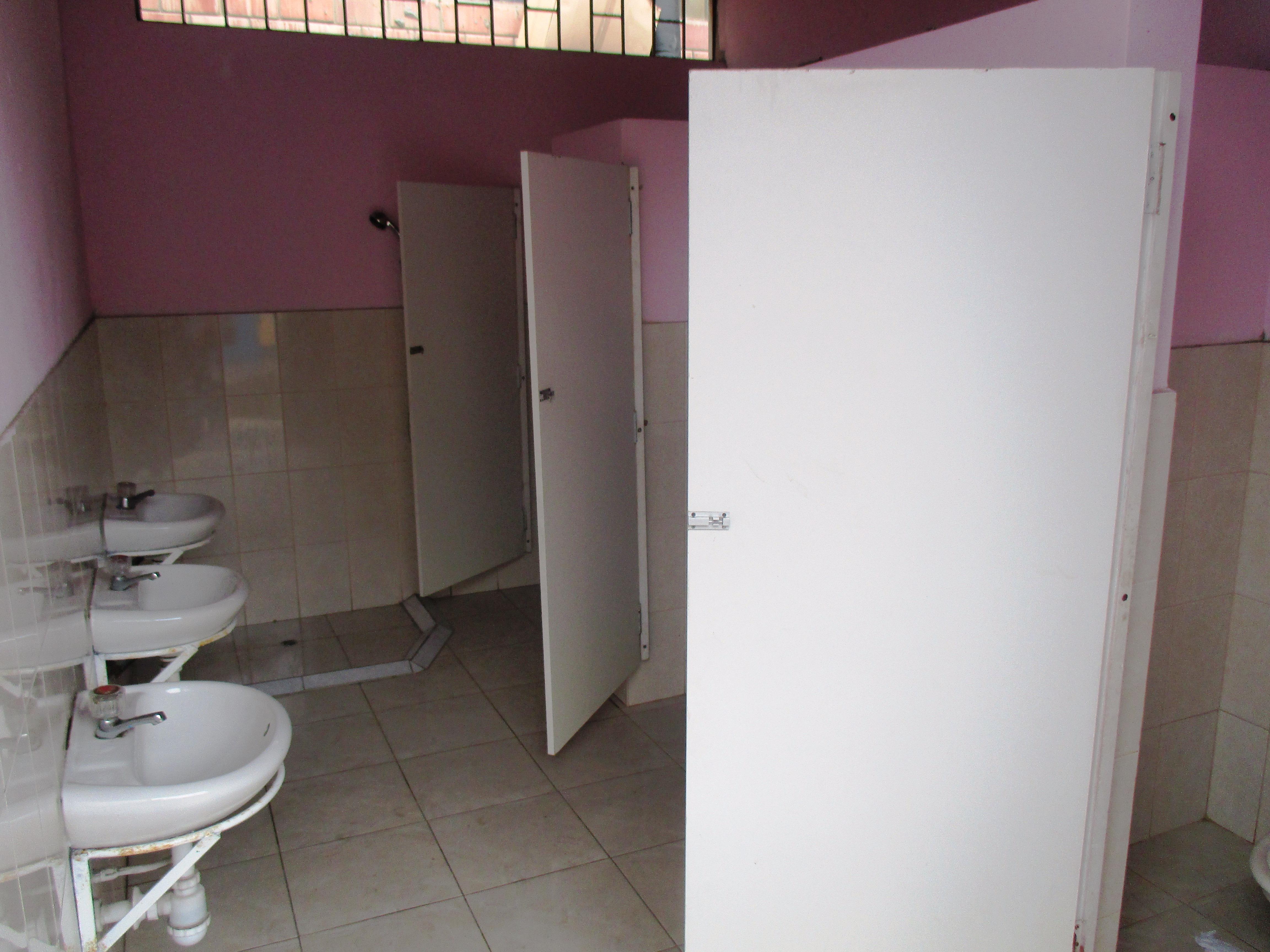 Baños exclusivos para el nivel inici