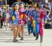 Concurso de Danzas folklóricas revaloró nuestro patrimonio cultural inmaterial