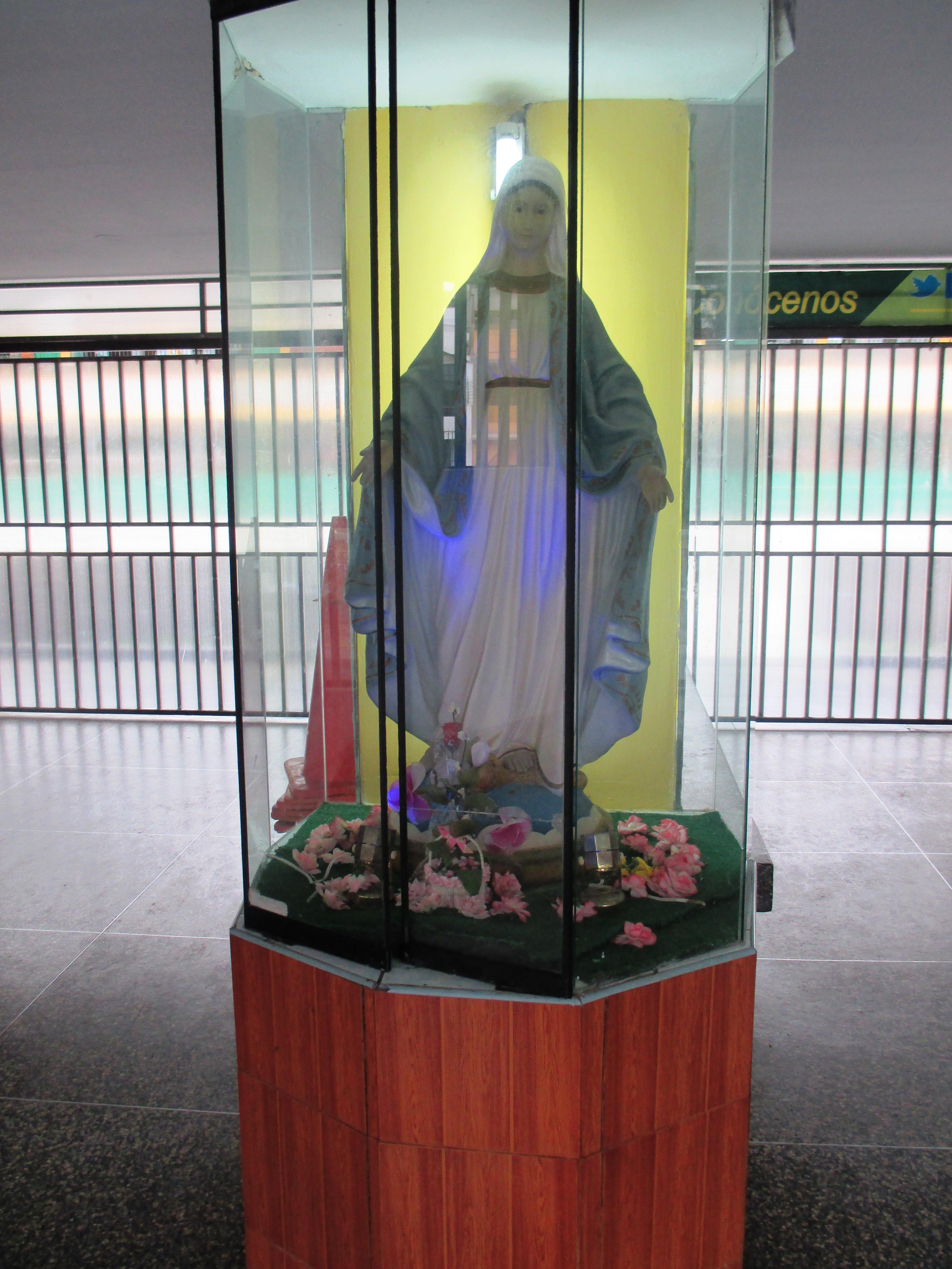 Nuestra Madre Santa