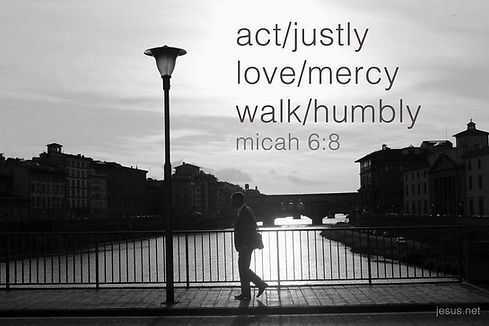 micah 6 verse 8