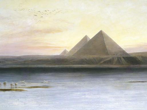 エジプト人と眼鏡