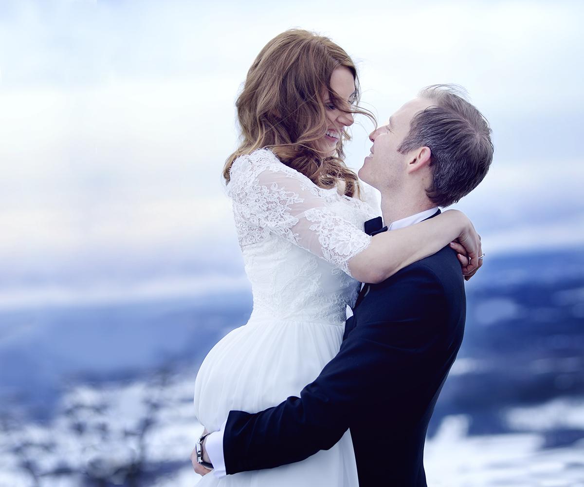 bryllup vinter