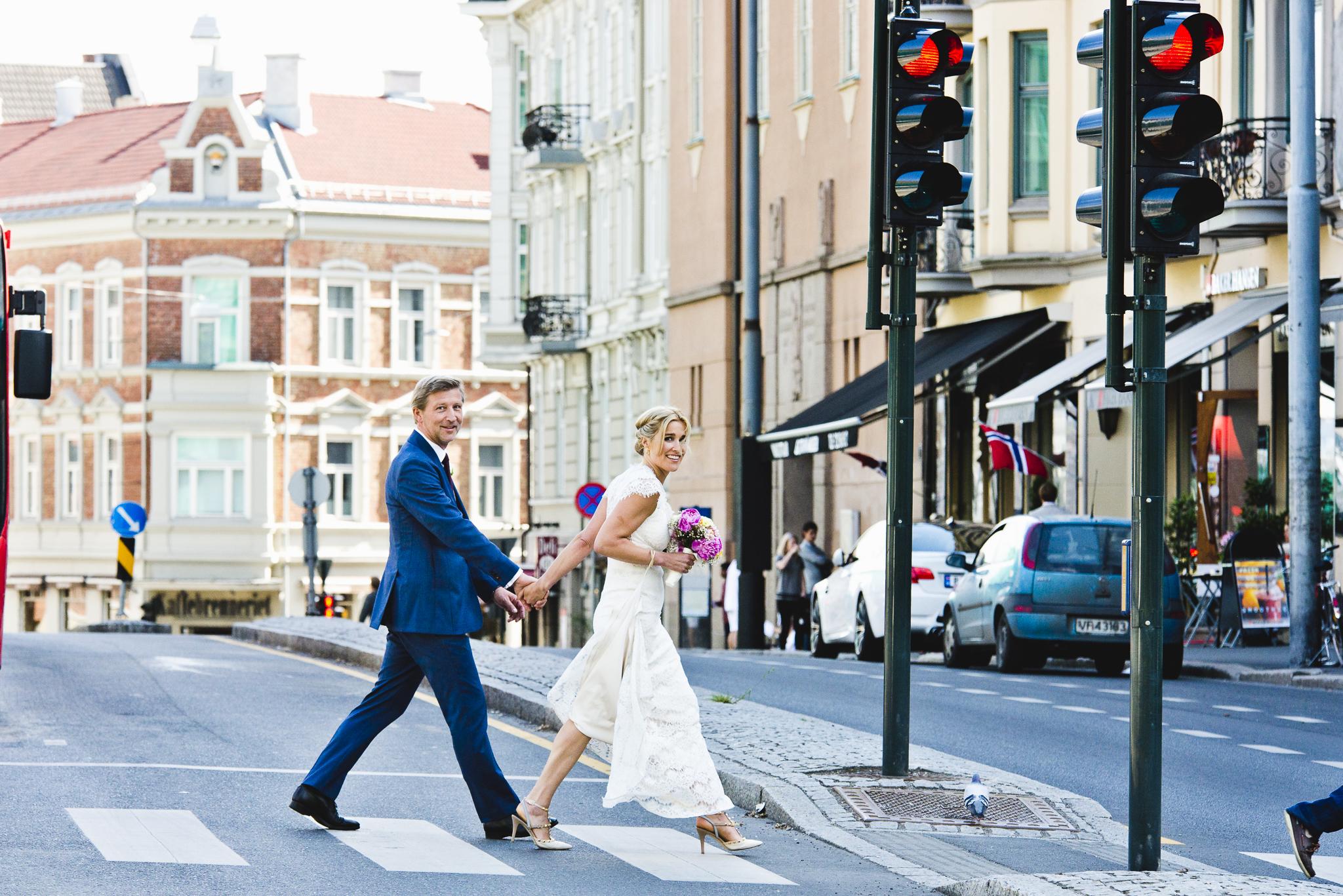 Bryllup — Gitte
