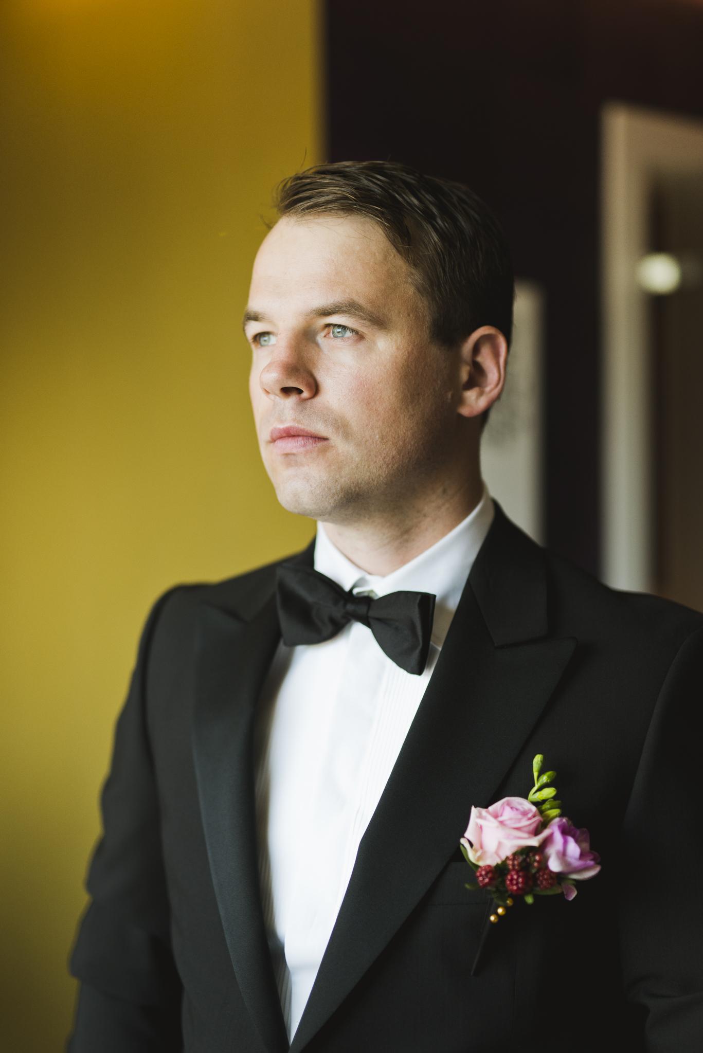 Bryllupsfotografering - Gitte