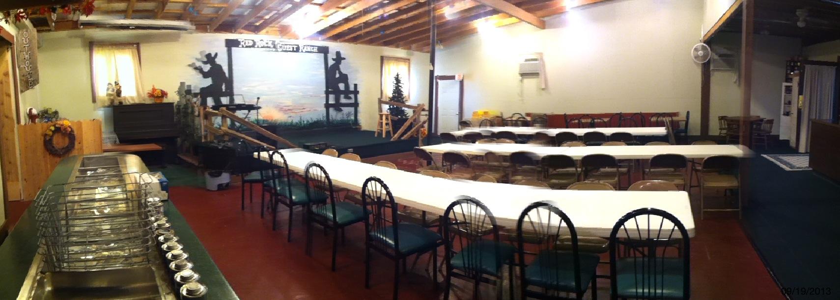 The Dinner Hall