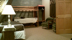 The Bunk Room Suite