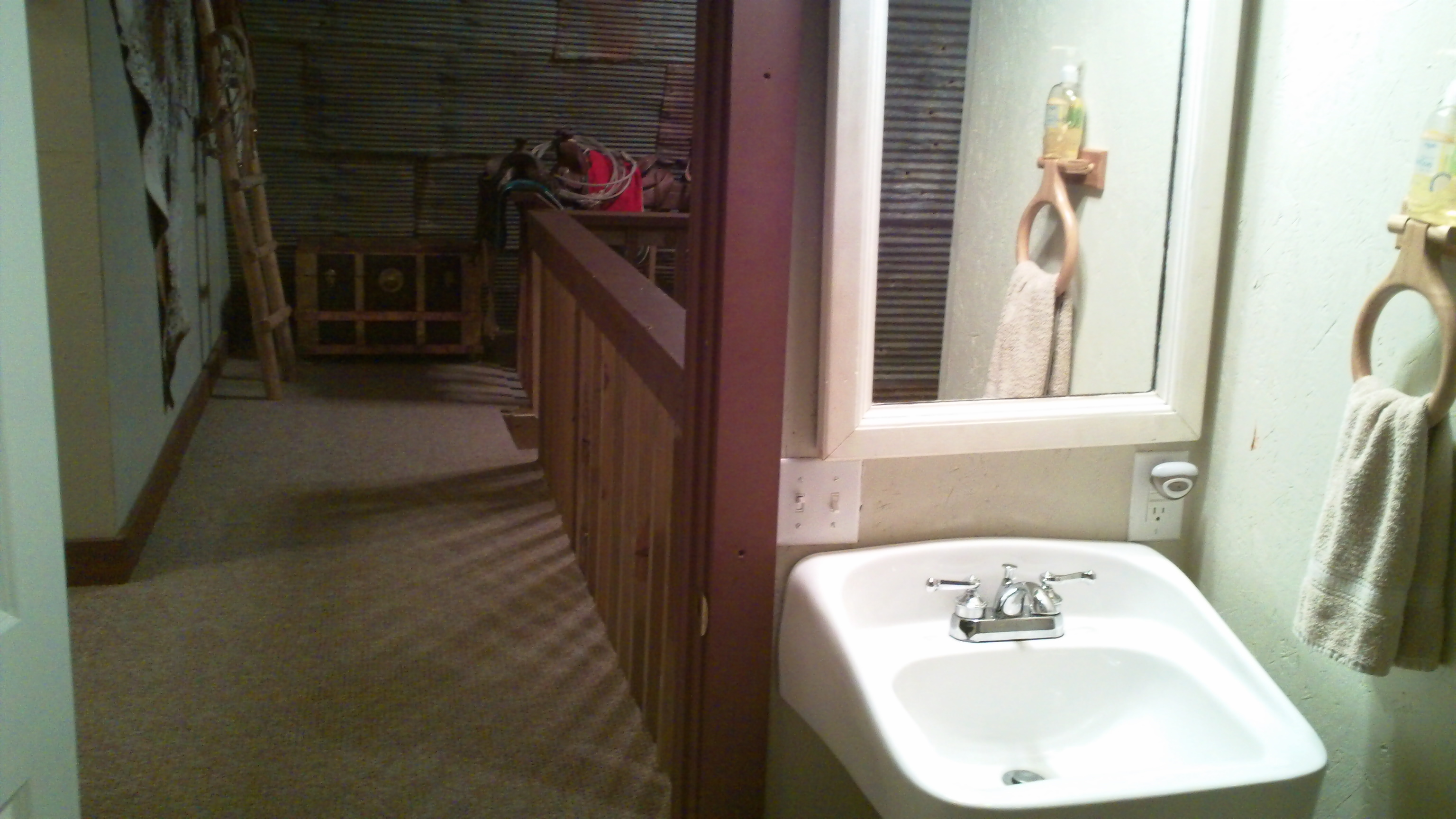 Upstairs Bath #1