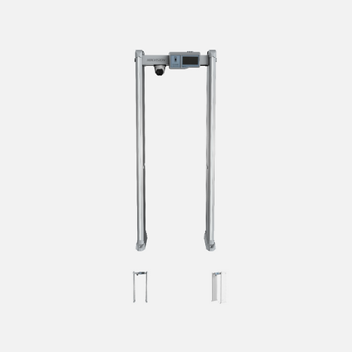 Metal Detector Door with Thermal Imagery