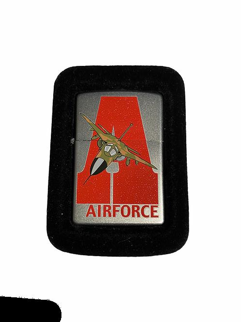 Accendino Zippo Originale a benzina ricaricabile - Air Force