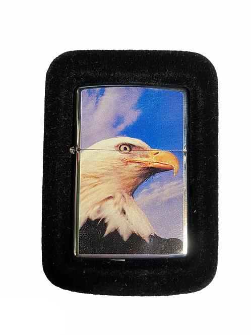 Accendino Zippo Originale a benzina ricaricabile - Eagle