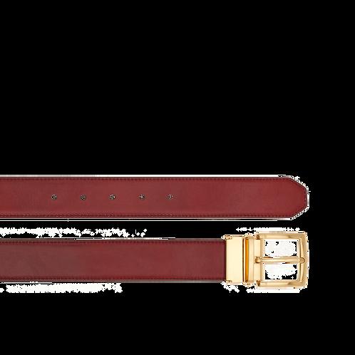 Cintura uomo Double Face cm 3,5 fibbia - Vespucci - The Bridge