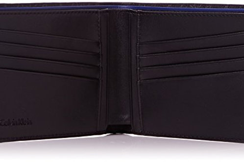 Portafoglio uomo - nero - Europe - Calvin Klein