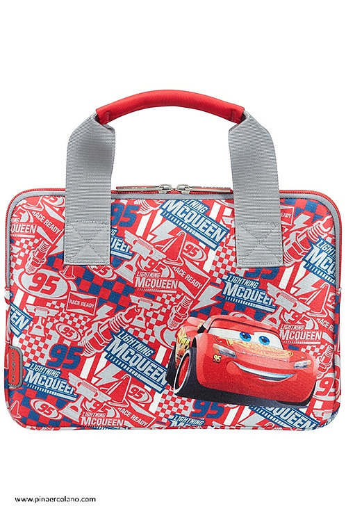 "Airglow Disney Tablet Sleeve 10.1"" Samsonite Cars lightning"