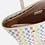 Thumbnail: Borsa shopping Grande - Alviero Martini 1^ Classe - Monogram Rainbow