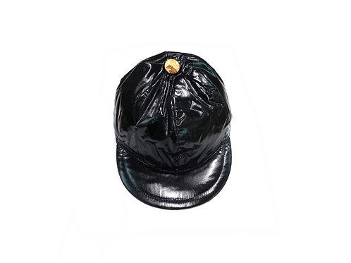 Cappello con visiera invernale  Nero lucido - Alviero Martini Prima Classe