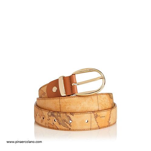 Cintura da donna cm 2,5 Alviero Martini Prima Classe Geo