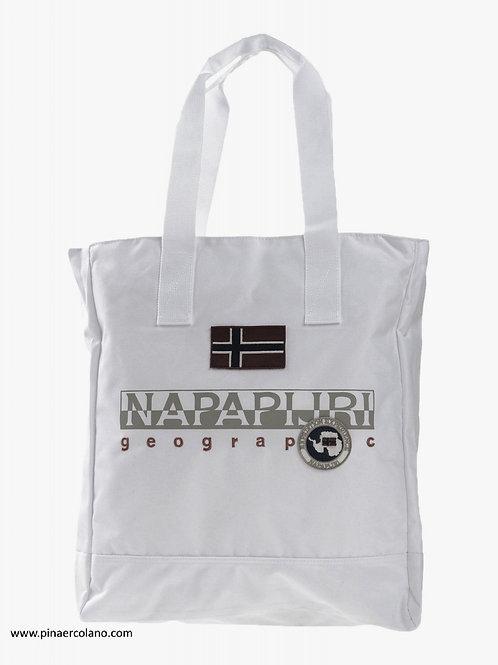 Borsa shopping in tessuto - Napapijri