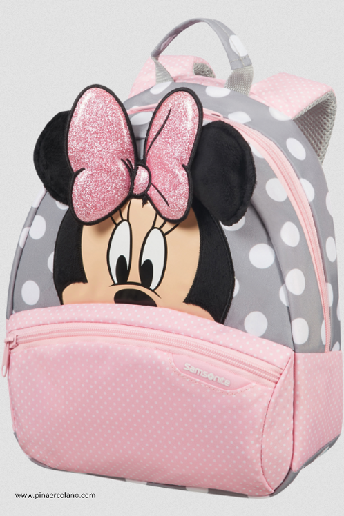 Zaino Small Disney Ultimate 2.0 - Samsonite - Minnie Glitter