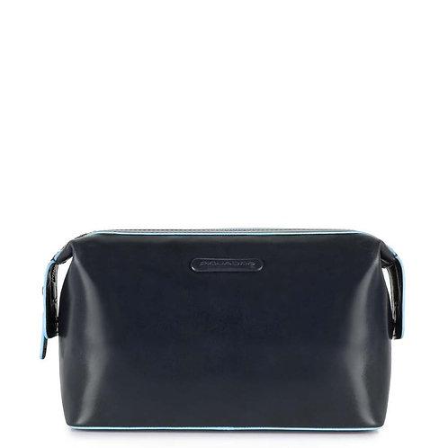 Beauty case da viaggio 23 cm  - Blue Square  - Piquadro