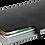 Thumbnail: Portafoglio carte di credito  I-Clip in pelle  -  Soft Touch