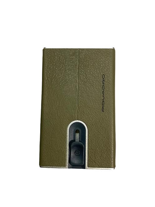 Porta fogli e carte di credito eject RFID- Circle - Piquadro