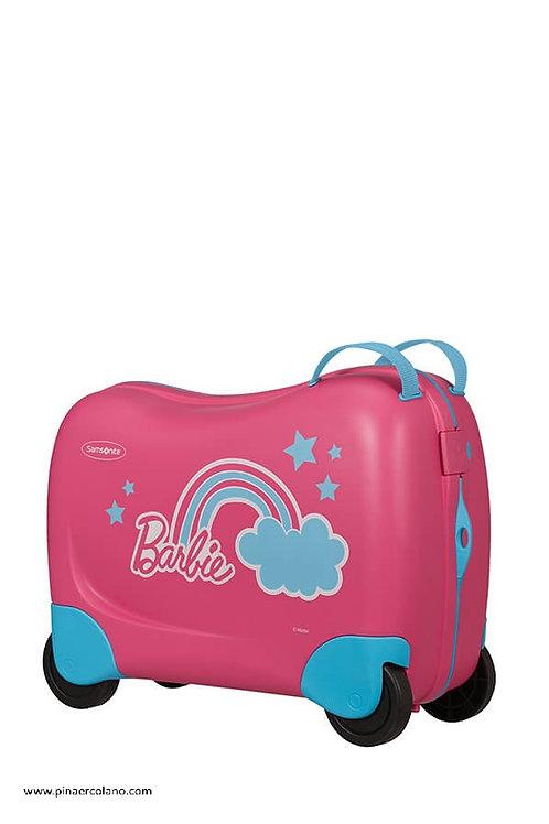 Trolley 4 ruote Dream Rider Barbie - Samsonite - Barbie Pink Dream