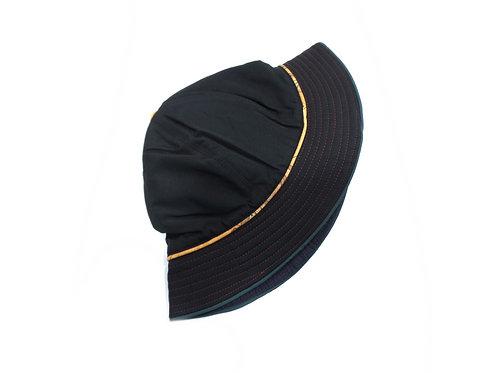 Cappello cloche pescatore  Nero - Alviero Martini Prima C