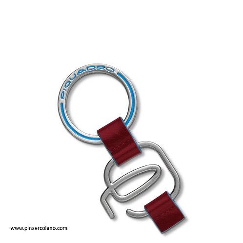 Portachiavi Blue Square - Logo Piquadro - PC2847B2