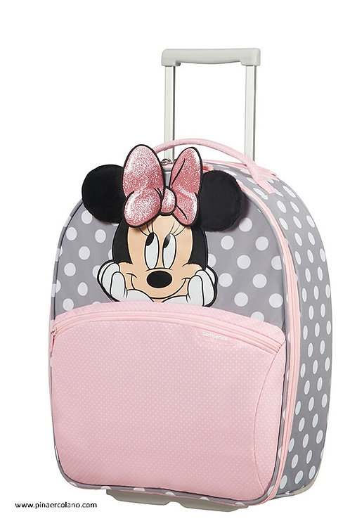 Disney Ultimate 2.0 Upright 49cm Minnie Glitter Samsonite