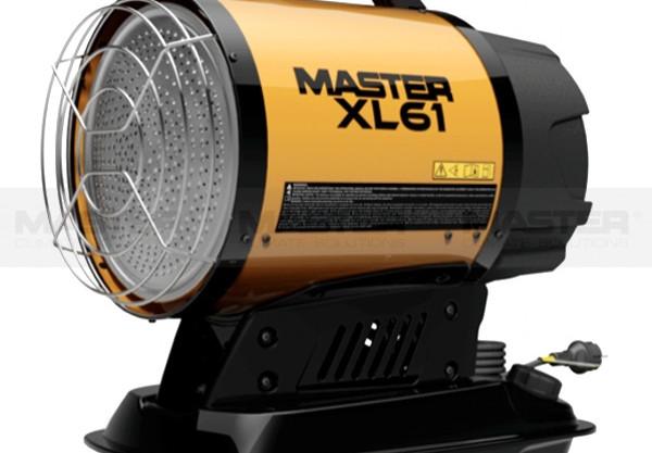 Master XL 61 Fuel Infrarouge