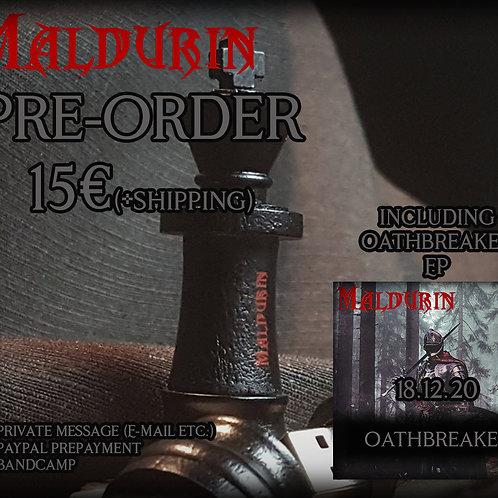 EP Oathbreaker [Limited Edition] Black USB KING