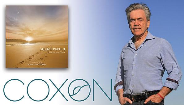 Auteur de plusieurs CD de musique de relaxation: The Silence Within, The Silent Path, The Infinite, Prelude of Infinity et autres