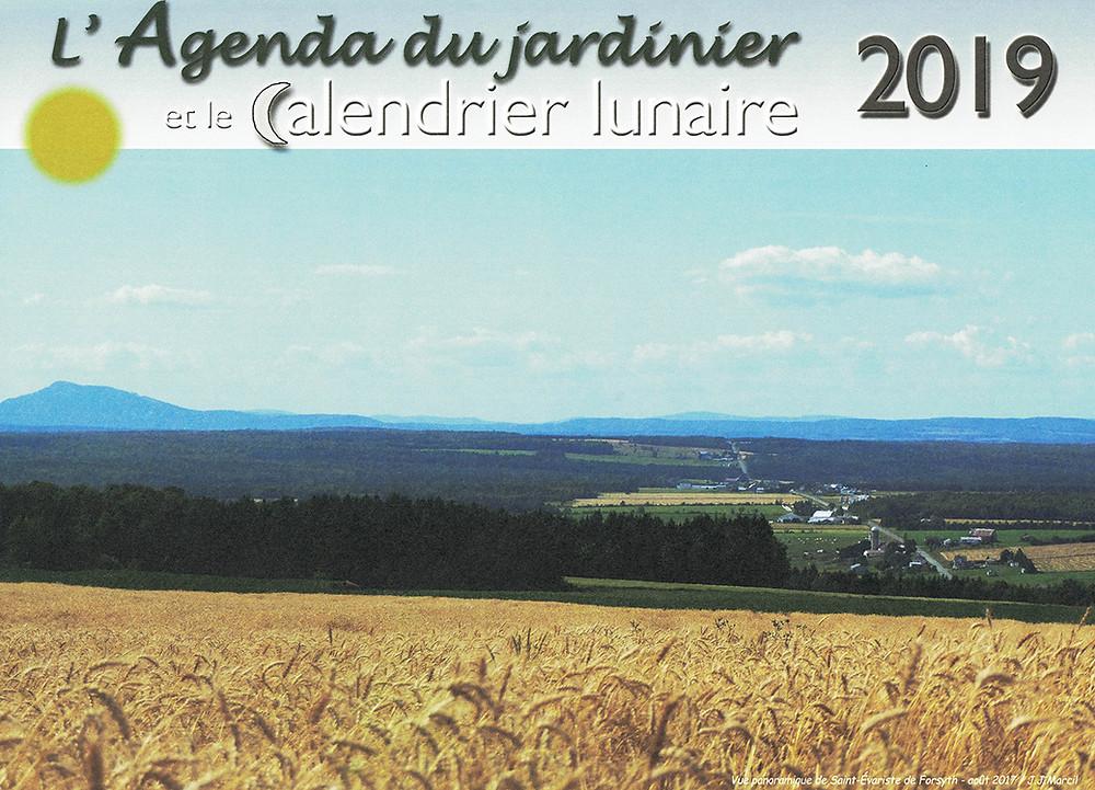 Calendrier Jardinier 2019