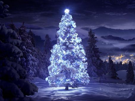 Heure d'ouverture pour décembre